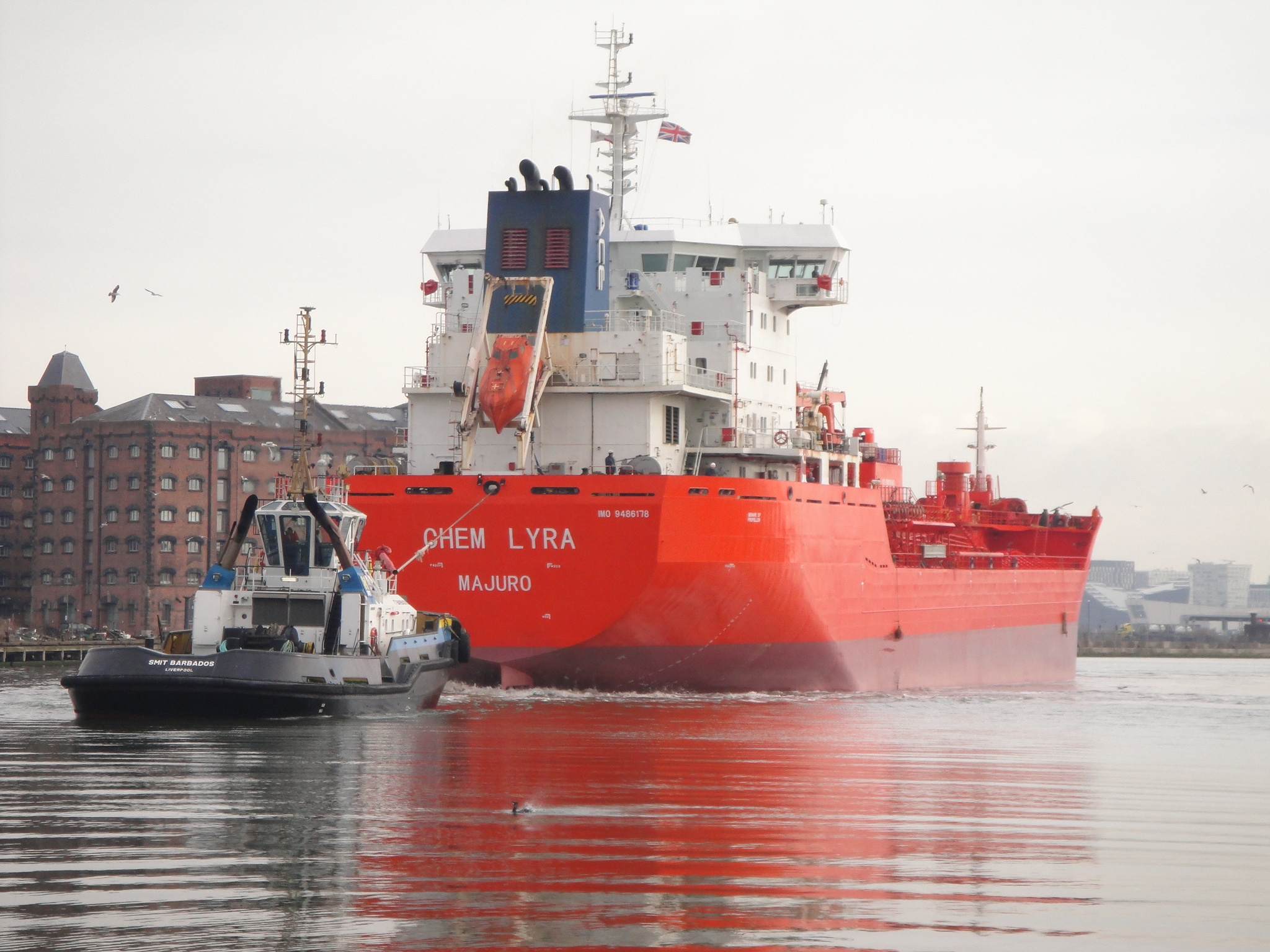 Birkenhead March 2014, chemical tanker, shipping companies, global shipping
